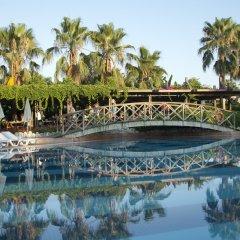 Отель Trendy Palm Beach - All Inclusive Сиде фото 2