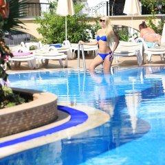 Club Amaris Apartment Турция, Мармарис - 1 отзыв об отеле, цены и фото номеров - забронировать отель Club Amaris Apartment онлайн бассейн