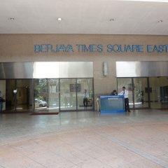 Отель Genius Service Suite at Times Square Малайзия, Куала-Лумпур - отзывы, цены и фото номеров - забронировать отель Genius Service Suite at Times Square онлайн фитнесс-зал