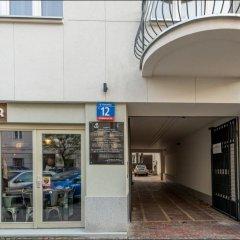 Отель P&o Poznanska Польша, Варшава - отзывы, цены и фото номеров - забронировать отель P&o Poznanska онлайн вид на фасад