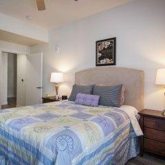Отель Sunshine Suites At Main St США, Лос-Анджелес - отзывы, цены и фото номеров - забронировать отель Sunshine Suites At Main St онлайн комната для гостей фото 2