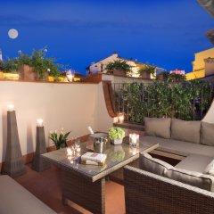 Отель Tornabuoni Suites Collection балкон