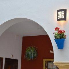 Los Omeyas Hotel балкон