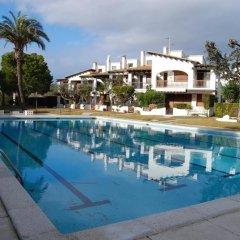 Отель Suitur Alorda Park бассейн