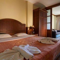 Toroni Blue Sea Hotel комната для гостей фото 4