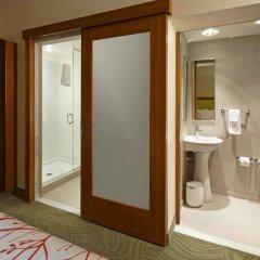 Отель SpringHill Suites by Marriott Columbus OSU сауна