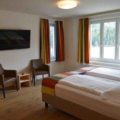 Отель Waldhaus am See Швейцария, Санкт-Мориц - отзывы, цены и фото номеров - забронировать отель Waldhaus am See онлайн комната для гостей