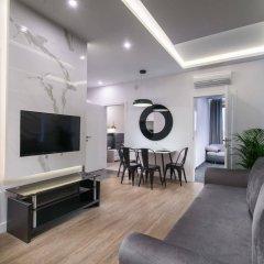 Апартаменты Apartinfo Exclusive Sopot Apartment комната для гостей фото 3
