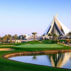 Отель Grand Excelsior Hotel Deira ОАЭ, Дубай - 1 отзыв об отеле, цены и фото номеров - забронировать отель Grand Excelsior Hotel Deira онлайн спортивное сооружение