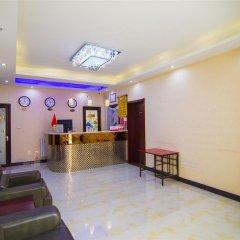 Отель Hangtian Business Hotel Xi'an Airport Китай, Сяньян - отзывы, цены и фото номеров - забронировать отель Hangtian Business Hotel Xi'an Airport онлайн интерьер отеля фото 2
