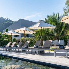 Отель Anana Ecological Resort Krabi Таиланд, Ао Нанг - отзывы, цены и фото номеров - забронировать отель Anana Ecological Resort Krabi онлайн бассейн фото 2