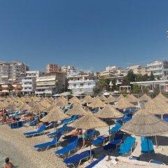 Santa Paola Hotel - In Sarandë (Kodrra) Саранда пляж фото 2