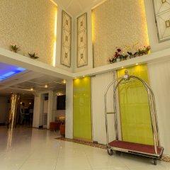 Отель Smart Suites Bangkok Бангкок интерьер отеля