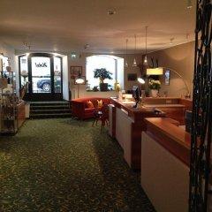 Отель Altstadthotel Weisse Taube Австрия, Зальцбург - отзывы, цены и фото номеров - забронировать отель Altstadthotel Weisse Taube онлайн интерьер отеля фото 3