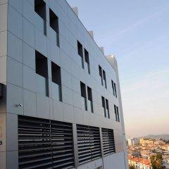 Hotel Portas De Santa Rita парковка