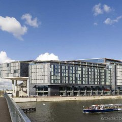 DoubleTree by Hilton Hotel Amsterdam Centraal Station фото 12