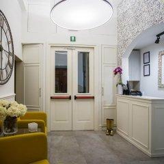 Отель Dedo Boutique Hotel Италия, Флоренция - отзывы, цены и фото номеров - забронировать отель Dedo Boutique Hotel онлайн интерьер отеля