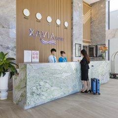 Отель Xavia Hotel Вьетнам, Нячанг - 1 отзыв об отеле, цены и фото номеров - забронировать отель Xavia Hotel онлайн интерьер отеля фото 2