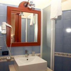 Отель B&B Villa Cristina Джардини Наксос ванная