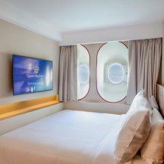Отель Queen Elizabeth 2 Hotel ОАЭ, Дубай - отзывы, цены и фото номеров - забронировать отель Queen Elizabeth 2 Hotel онлайн комната для гостей фото 3