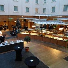 Отель Holiday Inn Gent Expo городской автобус
