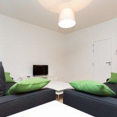 Апартаменты Louise Vleurgat Apartments Брюссель комната для гостей фото 2