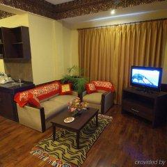 Отель Tibet International Непал, Катманду - отзывы, цены и фото номеров - забронировать отель Tibet International онлайн комната для гостей фото 4
