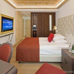 Отель Grand Hotel Zermatterhof Швейцария, Церматт - отзывы, цены и фото номеров - забронировать отель Grand Hotel Zermatterhof онлайн комната для гостей фото 3