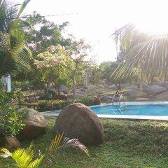 The Rock Hotel бассейн