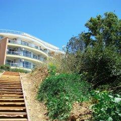 Отель Alex Beach Свети Влас пляж фото 2