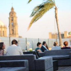 Отель Casa Pedro Loza Мексика, Гвадалахара - отзывы, цены и фото номеров - забронировать отель Casa Pedro Loza онлайн бассейн