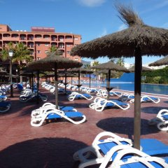 Hotel Myramar Fuengirola пляж
