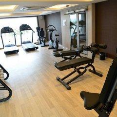 Boyalik Beach Hotel & Spa Чешме фитнесс-зал