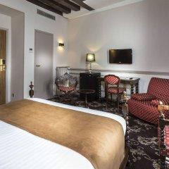 Отель Crystal Hotel Франция, Париж - 8 отзывов об отеле, цены и фото номеров - забронировать отель Crystal Hotel онлайн удобства в номере