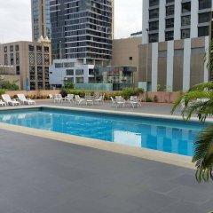 Отель Ariston Бангкок бассейн