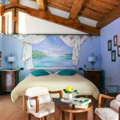 Отель Bed and breakfast I Glicini Кастаньето-Кардуччи в номере