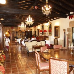 Hotel Palacio de la Peña питание