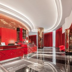 Отель Indigo Shanghai Hongqiao Китай, Шанхай - отзывы, цены и фото номеров - забронировать отель Indigo Shanghai Hongqiao онлайн фитнесс-зал