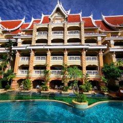 Отель Aonang Ayodhaya Beach Таиланд, Ао Нанг - отзывы, цены и фото номеров - забронировать отель Aonang Ayodhaya Beach онлайн бассейн