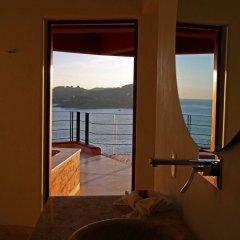 Отель Casa Sandbar Мексика, Сиуатанехо - отзывы, цены и фото номеров - забронировать отель Casa Sandbar онлайн ванная фото 2