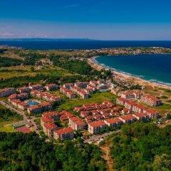Отель Green Life Beach Resort Sozopol пляж