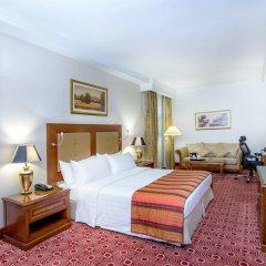 Отель Holiday Inn Bur Dubai Embassy District Дубай удобства в номере