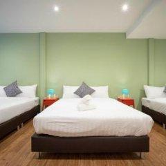 Отель Resort M - MRT Huai Kwang Таиланд, Бангкок - отзывы, цены и фото номеров - забронировать отель Resort M - MRT Huai Kwang онлайн комната для гостей фото 4