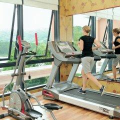 Отель Dalat Edensee Lake Resort & Spa Уорд 3 фитнесс-зал