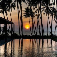 Отель The Villa by Contemporary Ceylon пляж
