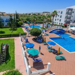 Отель Paramount Aparthotel Кипр, Протарас - отзывы, цены и фото номеров - забронировать отель Paramount Aparthotel онлайн бассейн фото 2