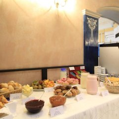 Отель Rija Irina Рига питание фото 2