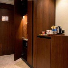 Clarion Hotel Golden Horn сейф в номере