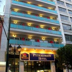 Отель Pythagorion Hotel Греция, Афины - 1 отзыв об отеле, цены и фото номеров - забронировать отель Pythagorion Hotel онлайн фото 3