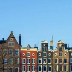 Отель Ink Amsterdam Амстердам балкон
